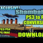 Minecraft PS3 Maps Archives - FORTNITE Xbox and PS4 Map Download