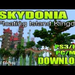 minecraft ps4 map download city