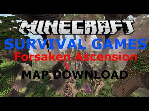 minecraft xbox 360one survival games forsaken ascension