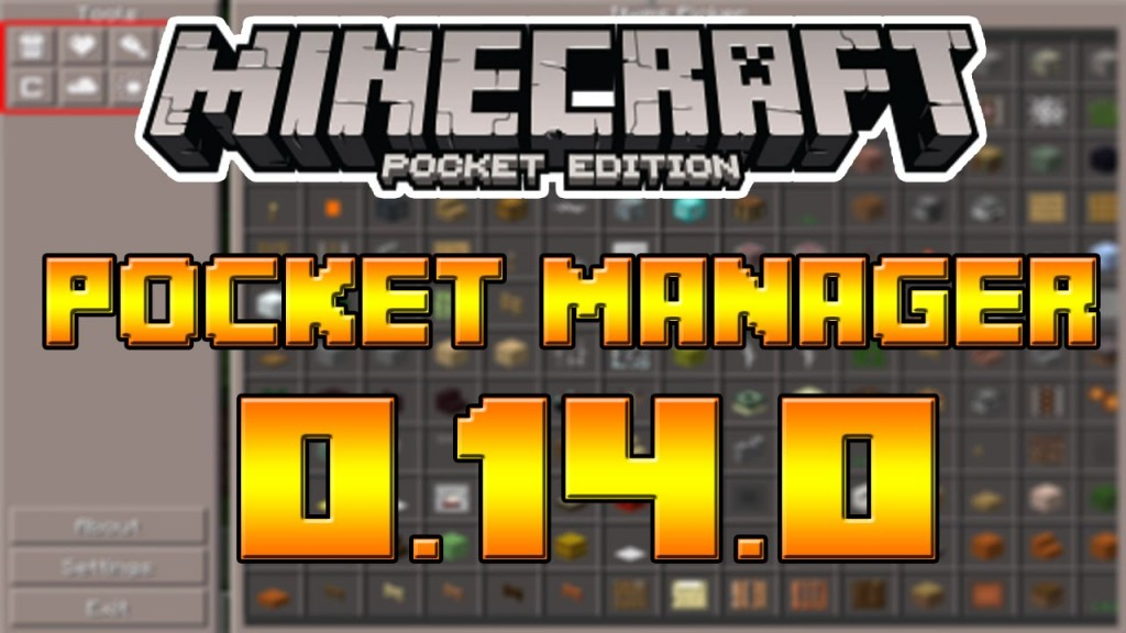 Pocket manager mod how to download and install for Decoration mod mcpe 0 14 0